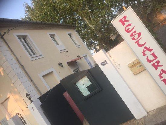 Le Cailar, Γαλλία: La Table De Noémie