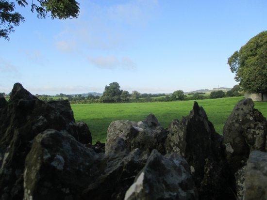 County Louth, Ireland: neben dem Friedhof