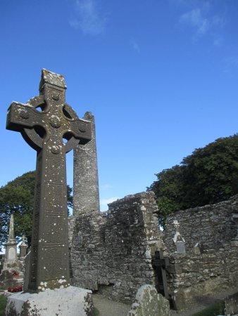 County Louth, Ireland: Kreuz