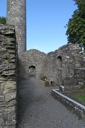 County Louth, Ireland: Ruine