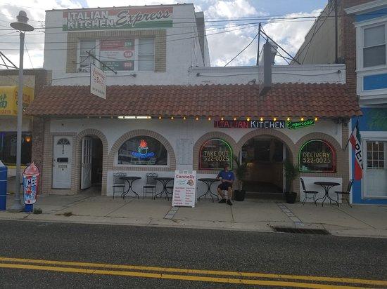 Italian Kitchen Wildwood New Jersey