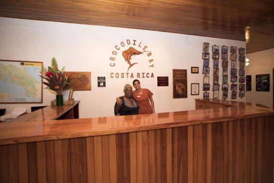 Crocodile Bay Resort - Reception