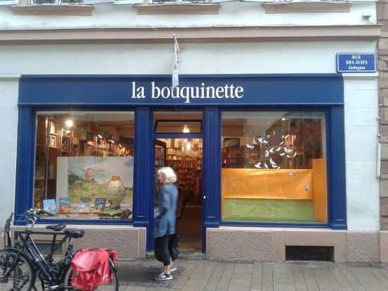 Bouquinette (La)