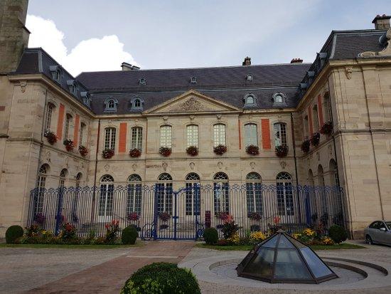 Église Abbatiale de Remiremont