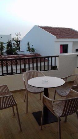 Garajonay I: Room 212 balcony