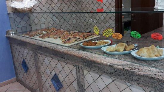 Suzzara, Italie : Pizzeria Dolce Vita