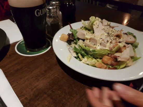 Caesar Salad at The Wild Goose