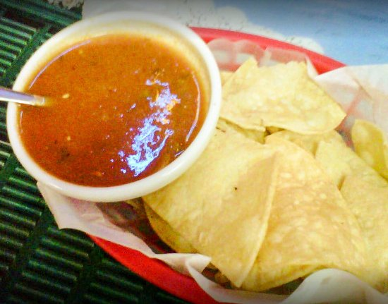 Centralia, IL: Amazing tasting chips and salsa