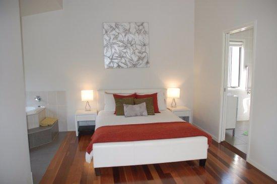 Glass House Mountains, Australia: Mango View Bed