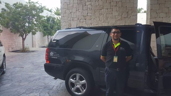 Cancun Secure Shuttle