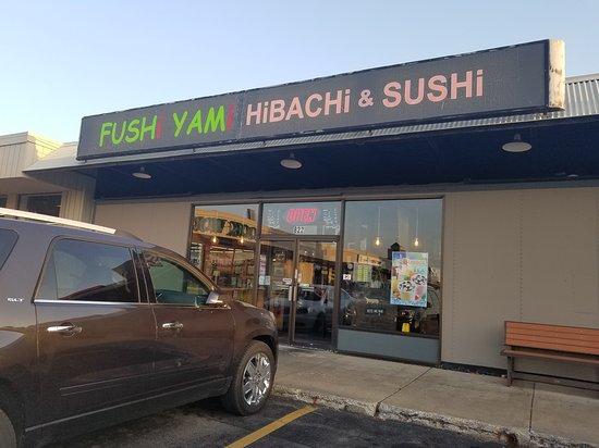 DeKalb, IL: Fushi Yami Hibachi & Sushi