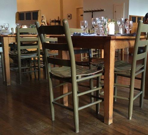 Belfast, ME: Restaurant Interior