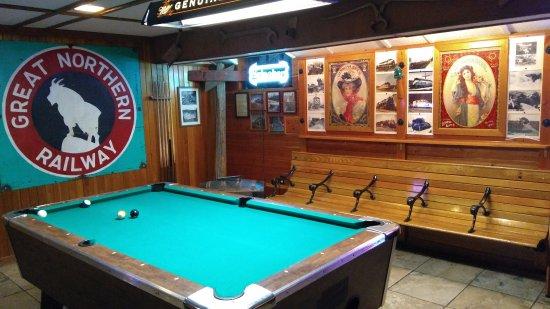 Essex, MT: Flagstop Bar