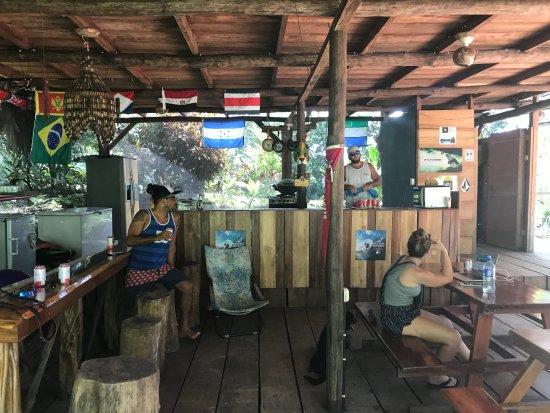 Pavones, Kosta Rika: Rancho