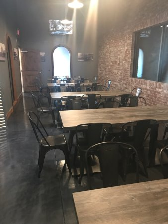 The Planing Mill: New digs