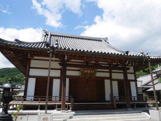 Ujitawara-cho, Japonia: お寺の本堂