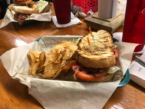 Avon Park, FL: Our Wild Turkey BLT