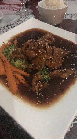 Dixon, Ιλινόις: Bangkok Gardens Asian Cuisine