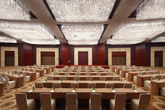 Jinzhou, Cina: Grand Ballroom - Class Set Up
