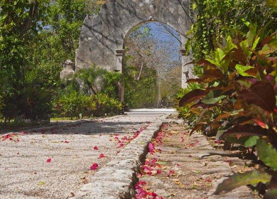 Tixkokob, Mexiko: Arch
