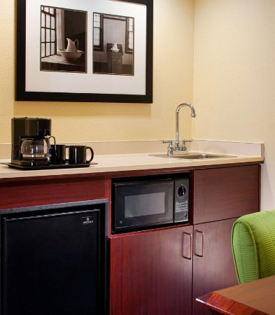 Centreville, VA: Suite Kitchenette