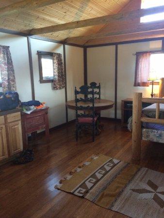 Polebridge, MT: Kintla Cabin