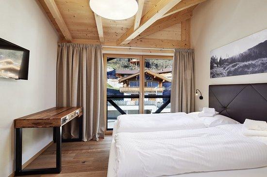 Bramberg am Wildkogel, Austria: Sleeping room PH IIIc