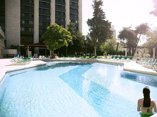 Indoor Pool Picture Of Jerusalem Gardens Hotel Spa Jerusalem Tripadvisor