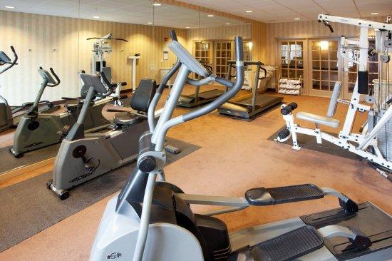 Holiday Inn Express Hagerstown: Fitness Center