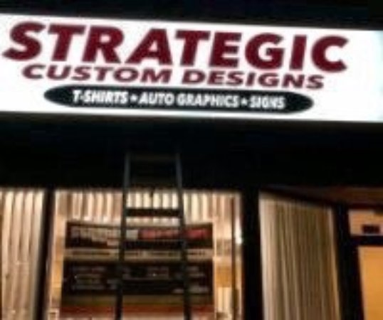 Strategic Custom Designs