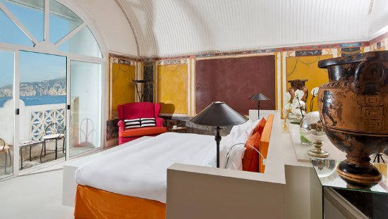 Bellevue Syrene: Pompeiana Suite