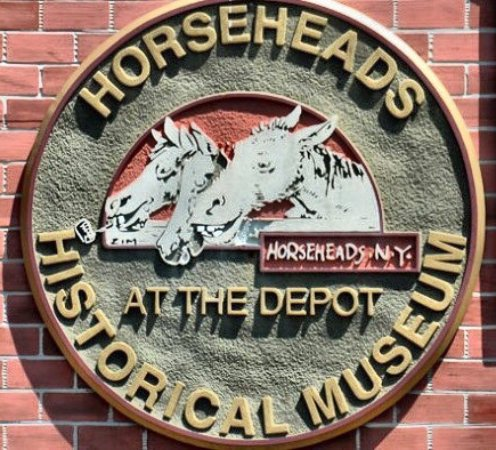 ‪‪Horseheads‬, نيويورك: The Depot Museum of the Horseheads Historical Society‬