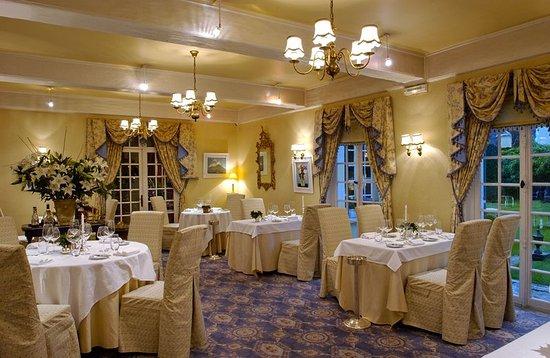 Chateau de Montreuil: Restaurant