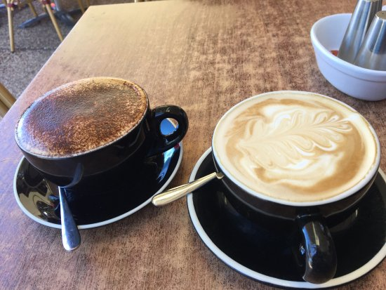 Coolum Beach, Australia: Great coffee served quickly