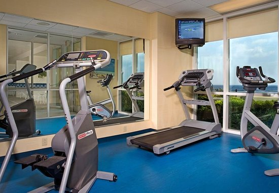 Fairfield Inn & Suites by Marriott Virginia Beach Oceanfront: Fitness Center