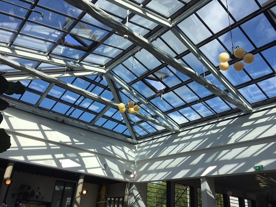 Skylights Glass Roof Picture Of Hotel Riviera Strand Bastad