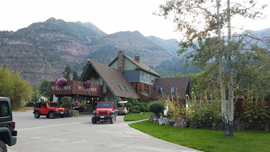 Twin Peaks Lodge & Hot Springs: 20170907_075447_large.jpg