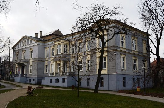 The Ludmił Rozycki National School of Music