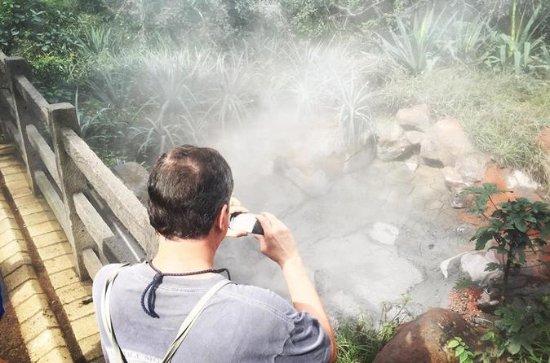 グアナカステ地域のRincon de la Viejaでのハイキングとチュー…