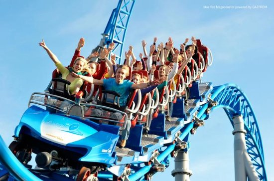 Skip the Line: Europa-Park Admission Ticket: Europa-Park in Rust Admission Ticket