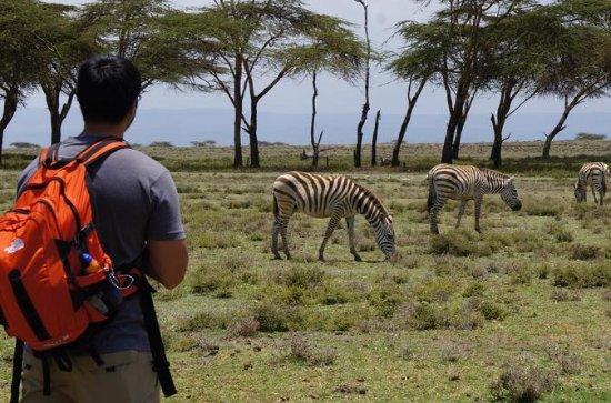 Nairobi Day Trip To Crescent Island...