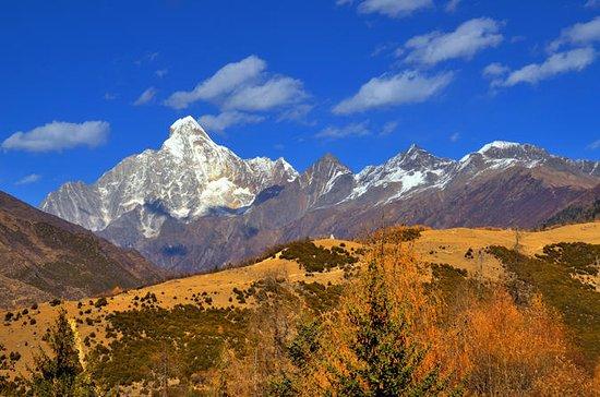 4 dager Mount Siguniangshan Dafeng...