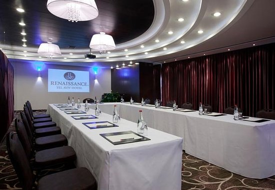 Renaissance Tel Aviv Hotel : Ocean Conference Room U-Shape Meeting