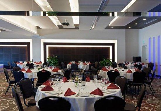 Renaissance Tel Aviv Hotel : America Hall Social Event