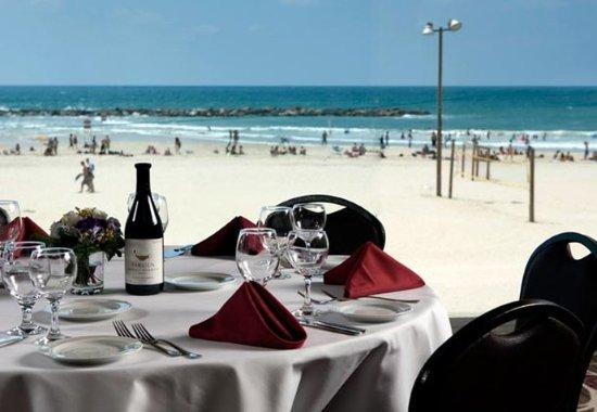 Renaissance Tel Aviv Hotel : America Hal Fine Dining