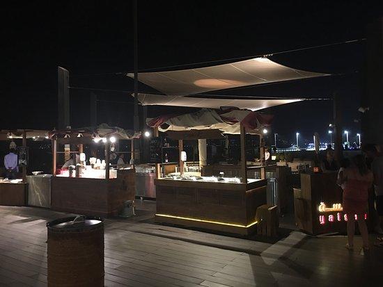 D Exhibition Jbr : Yalseh dubai the marina restaurant reviews photos