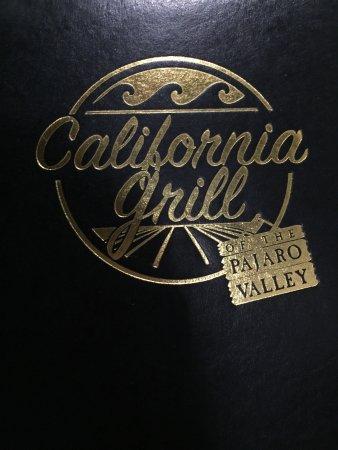 Watsonville, CA: California Grill