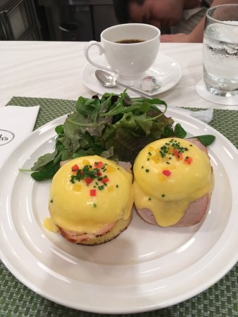 Sarabeth S Restaurants Lumine Shinjuku Great Breakfast