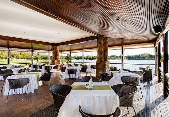 Centurion, Νότια Αφρική: Meadow Green Restaurant