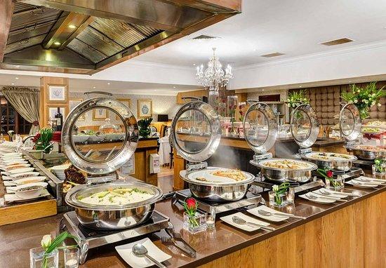 Centurion, Νότια Αφρική: Meadow Green Restaurant - Buffet